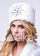 Шапка Боярыня для костюма Снегурочки