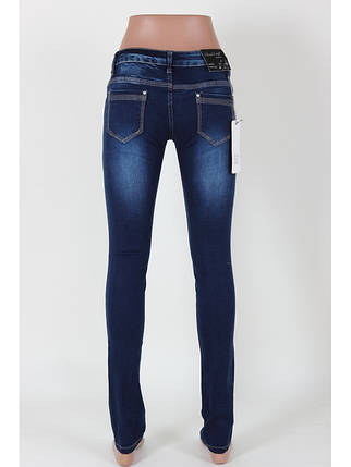 Женские джинсы узкие с потертостью (25-30размеры ), фото 2