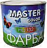 Краска НЦ-132 Master Color белая (0,8кг)