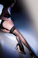 Чулки Calze Linette 20 den с соблазнительным швом сзади нереально сексуальные