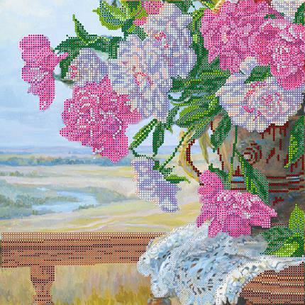 """Схема для вышивания бисером """"Любимые цветы"""", фото 2"""