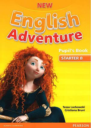 New English Adventure. Level Starter B Pupil's book+DVD, фото 2