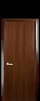 """Двери межкомнатные """"Новый Стиль-Колори А""""  орех (глухое)"""