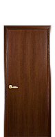 """Двери межкомнатные ТМ Новый Стиль """"Колори А""""  орех 3D (глухие), фото 1"""
