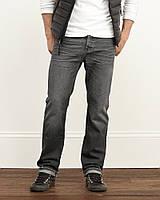 Серые джинсы Abercrombie&Fitch