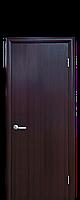 """Двери межкомнатные """"Новый Стиль-Колори А""""  венге 3D (глухое)"""