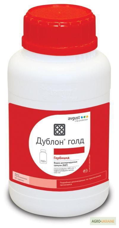 Дублон голд гербицид (Террамикс) Август