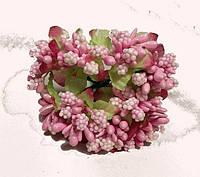 Тычинка 10792-1-4-1 розовая