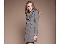 Демисезонное изысканное пальто Москино, фото 1