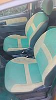 Переднее сиденье пассажирское б/у на Citroen Berlingo, Peugeot Partner 1996-2003 год
