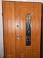 Двери входные с ковкой бесплатная доставка 1,20х2,05, фото 1