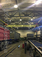 Изготовление кузовов грузовиков (Изготовление самосвальных кузовов)