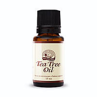 Маслo чайного дерева антибактериальное / Tea Tree Oil