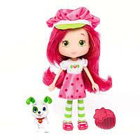 Кукла Шарлотта Земляничка Домашние любимцы Земляничка 15 cм 12231N