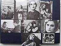 Набор фотооткрыток кадры из фильмов 50-х СССР