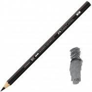 Карандаш акварельный чернографитный Graphite Aquarelle 6B, черный
