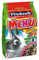 Витакрафт Корм для кроликов Menu 3кг