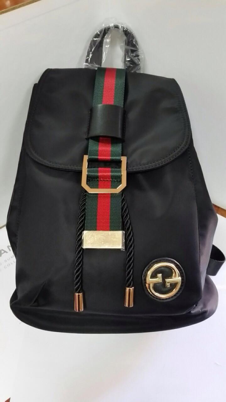 Сумка рюкзак Gucci черный: продажа, цена в Запорожье  рюкзаки и портфели  школьные от