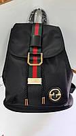 Сумка рюкзак Gucci черный
