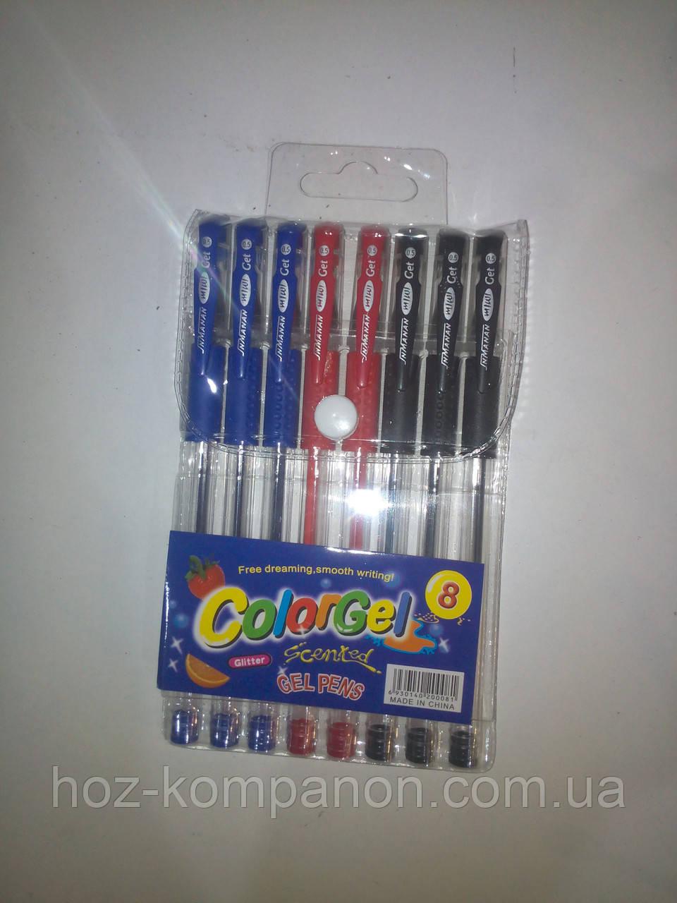 Ручки шариковые (гелиевые)