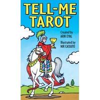Карты Таро Скажи Мне (Tell Me Tarot)