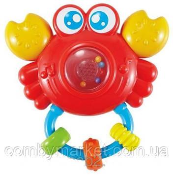 Музична брязкальце Baby Mix PL-380045 Краб