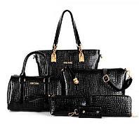 5 в 1 Набор женских сумок оптом 6535
