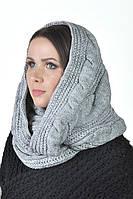 Красивый шарф снуд ShaDo №7