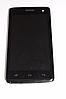 Fly IQ4490i сенсор + дисплей (оригинальный) черный