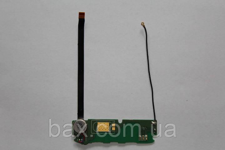 Fly IQ4415 плата антены + шлейф.осн. + ...
