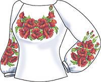 СВЖП-22. Заготовка Жіноча сорочка домоткана