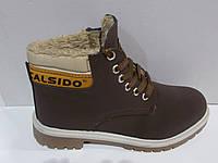 Ботинки повседневные Calsido с мехом