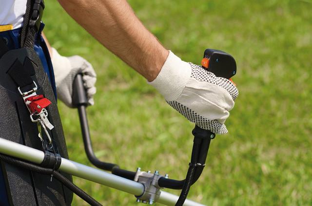 Как правильно обкатать мотокосу