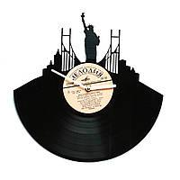 Часы настенные Статуя Свободы