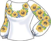 Жіночі блузки на домотканому полотні