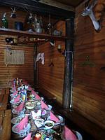 Поминки, Поминальный обед в кафе в Киеве на Подоле ул.(Фрунзе) Кирилловская, 82
