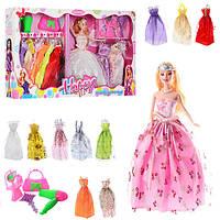 """Кукла с нарядом 11058A """"Принцесса"""""""