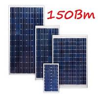 батарея 18в 150Вт Комплект для сборки солнечная панель монокристаллические модули