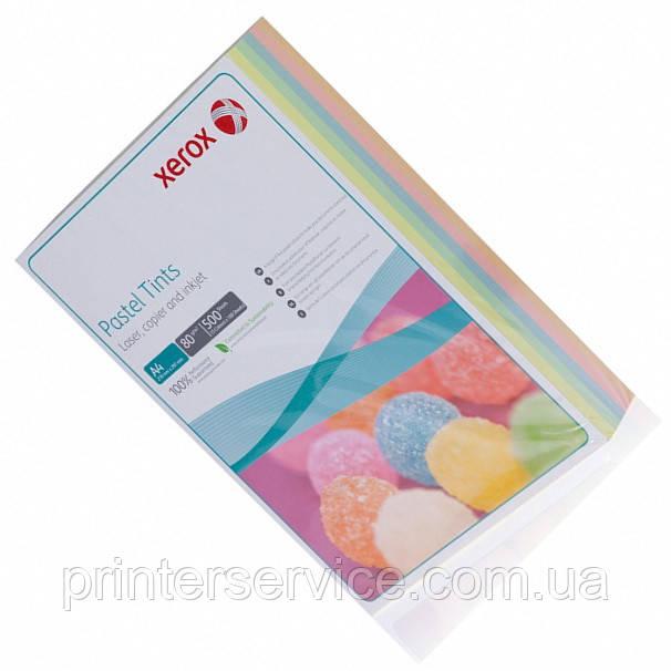 Бумага Xerox SYMPHONY Pastel Rainbow Pack (80) A4 500л