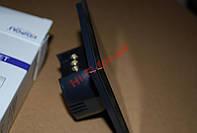 Выключатель сенсорный стекло ,1 линия черный, есть на -4 линии, с пультом  диммером, с розетками HDMI TV USB