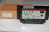 30А 18 режимов 12/24v АКБ Контроллер заряда солнечной батареи  автоопределение, индикатор
