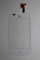 Fly IQ431 сенсорный экран оригин. белый