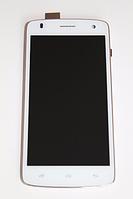 Fly IQ4503 модуль (оригинальный) белый + рамка, фото 1