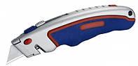 Нож Сталь 23204 с трапециевидным лезвием (38387)