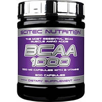 Аминокислоты ВСAA BCAA 1000 100 КАПСУЛ