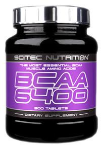 Аминокислоты BCAA 6400 375 таблеток