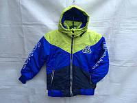 Куртка на мальчика демисезонная оптом недорого , фото 1