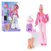 Кукла Defa 20970 с нарядами