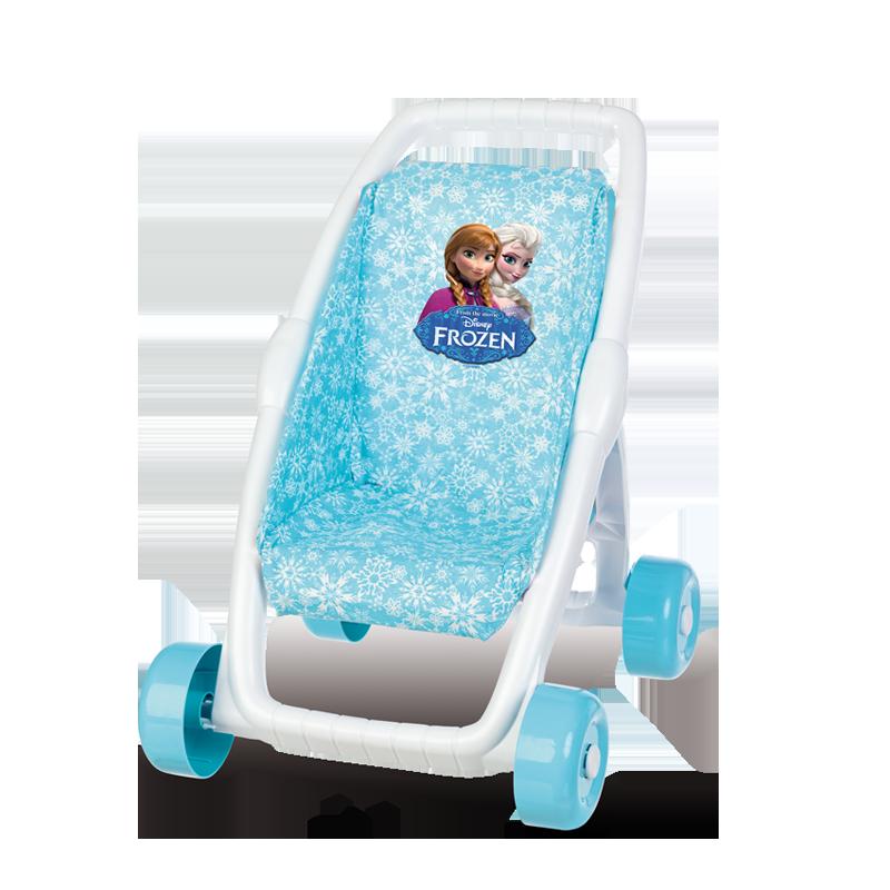 Коляска для кукол Smoby  Frozen 513845