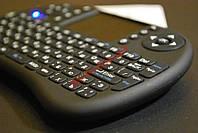 Беспроводная мини Клавиатура +тачпад Rii8 ,Smart TV, смарт ТВ, Android